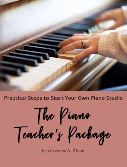 The Piano Teacher's Package UPDATE COVER 2020